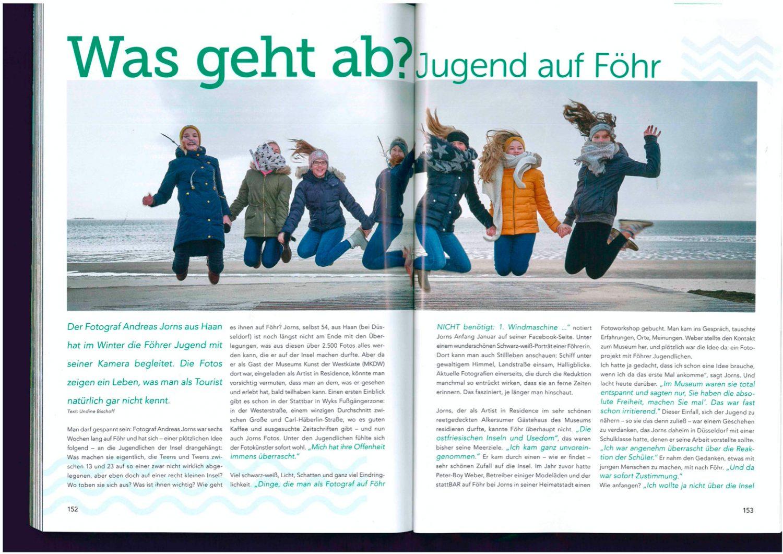 FÖHR Magazin Februar 2020